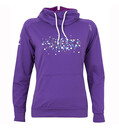 Chillaz Women's Hooded Blubber viola/bramble
